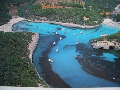 Casa Flores in Cala Egos - near Cala D'or Mallorca: BT Tradespace and Cala d'Or Holiday ...